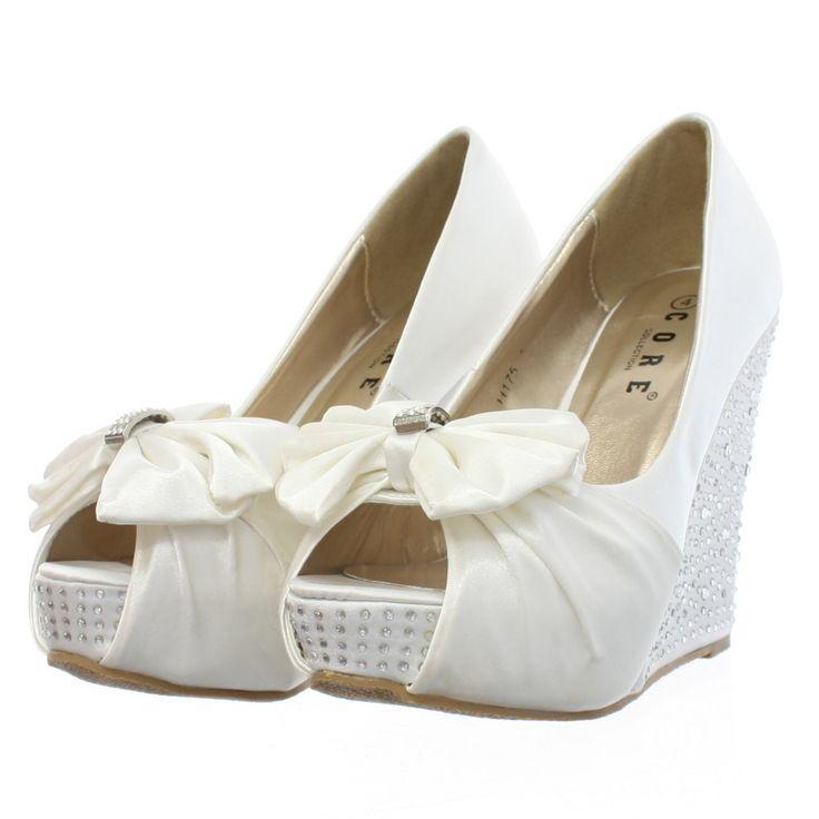 dolgu topuk gelin ayakkabı modelleri (14)