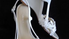 Dolgu Topuk Gelin Ayakkabı Modelleri