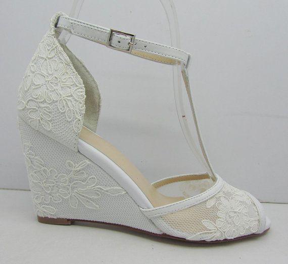 dolgu topuk gelin ayakkabı modelleri (19)