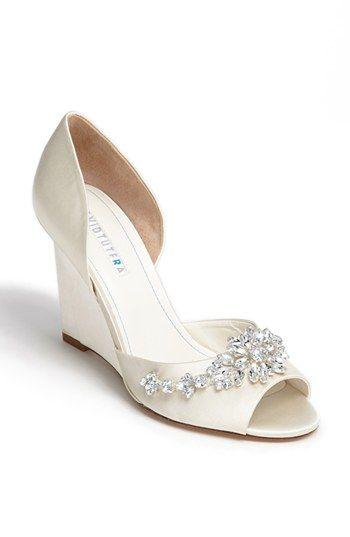 dolgu topuk gelin ayakkabı modelleri (21)
