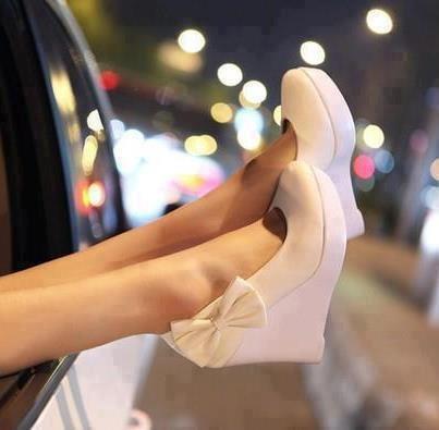 dolgu topuk gelin ayakkabı modelleri (3)