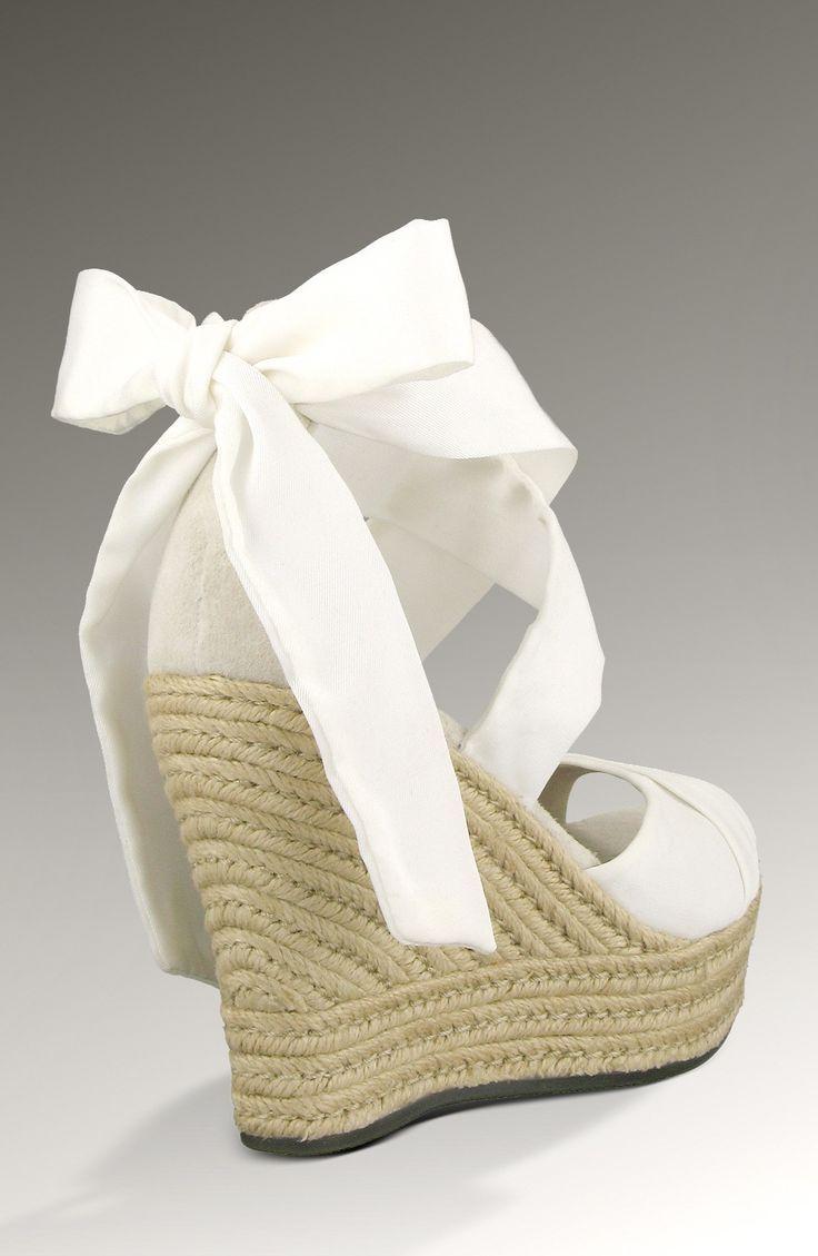 dolgu topuk gelin ayakkabı modelleri (46)