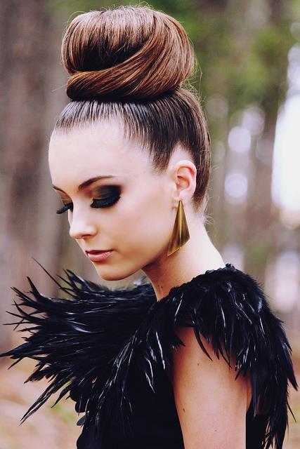 En Trend Gece Saçı Modelleri
