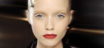 Gözlerde Beyaz Eyeliner Modası