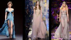 Haute Couture Elbise Defilesi