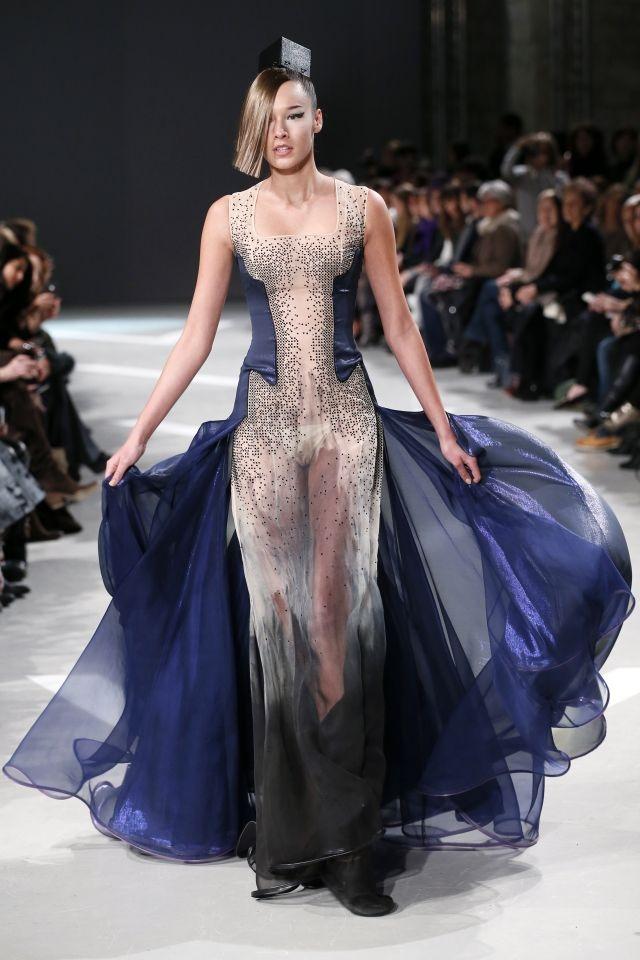Haute Couture elbiseler