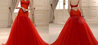 Yıbaşı ve Mezuniyet Bolosu İçin Kabarık Balo Elbise Modelleri