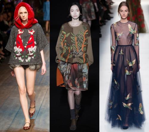 2017 Bayan Modası - masalsı-kıyafetler