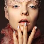 Oje Desenleri Oje Modelleri French Nail Art