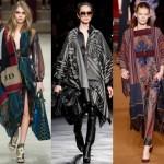 PANÇO MODASI Battaniye görünümlü pançolar, soğuk günler için birebir. Üstelik etnik desenleri ve geometrik şekilleri ile kıyafetimize hareket katacaklar.