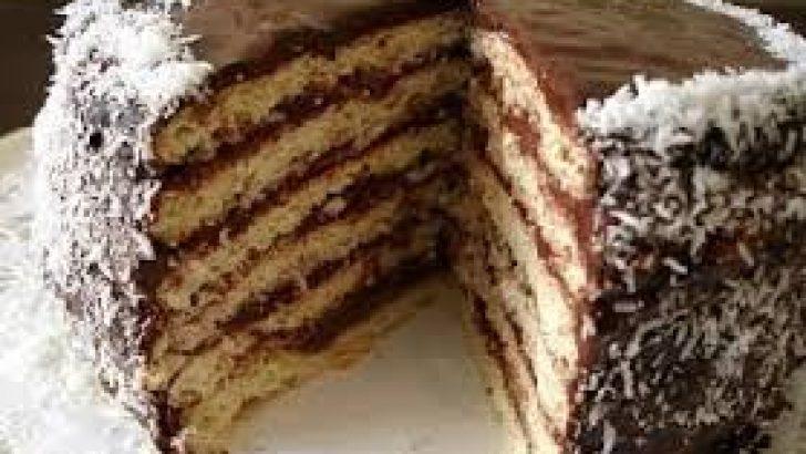 Bisküvi Ve Pudingli Pasta Tarifi