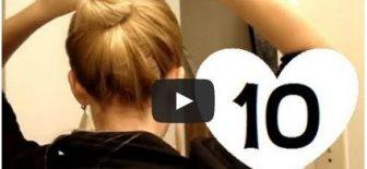 Pratik Saç Modelleri İle Günün Her Anında Şık Olun!