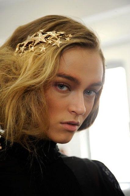 Saçlarda yeni moda: SAÇ PULU