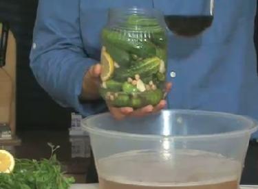 Evde Salatalık Turşusu Nasıl Yapılır?