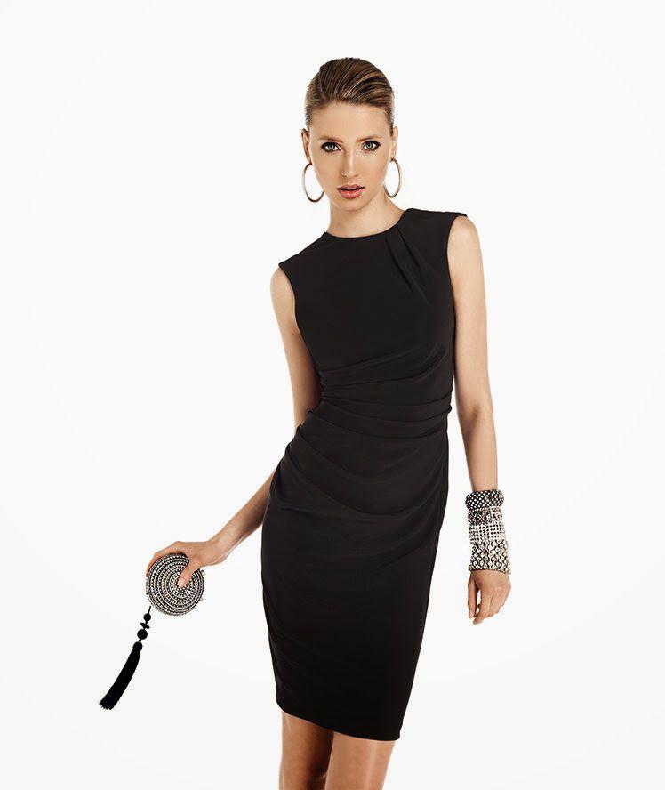 2017 - Siyah Elbise Modelleri