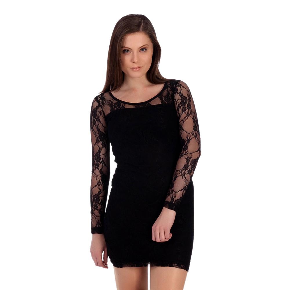2021 Mini Siyah Abiye Elbise Modelleri Kadınların Her Zaman Vazgeçilmezi