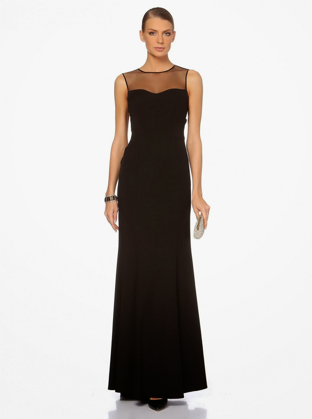 Siyah Gece Elbiseleri