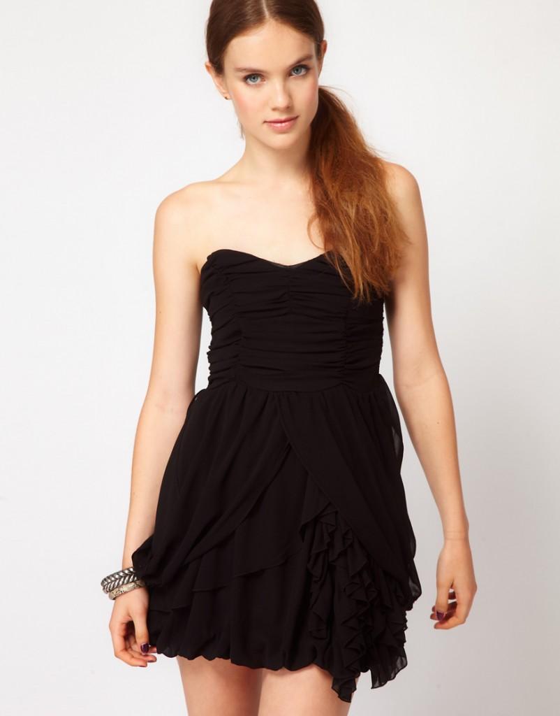 2017 Siyah Gece Elbiseleri