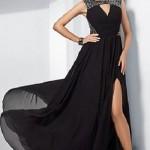 Asaletin Rengi Siyah Abiye Modellerini Gördünüz mü?