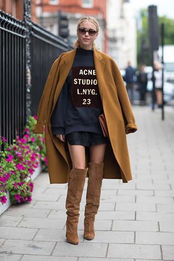 2022 Sokak Modasının En Trend Kombin Önerileri