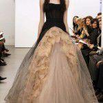 Son Moda Süper Kabarık Abiye Elbise Modelleri