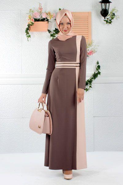 Bu Tesettür Abiye Elbise Modelleri Daha Şık Olacaksınız