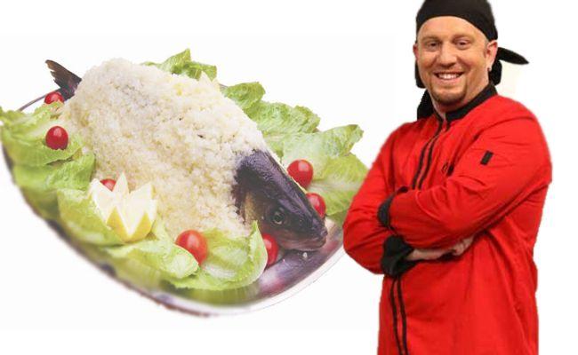 Tuzda Balık Nasıl Yapılır İşteTarifi