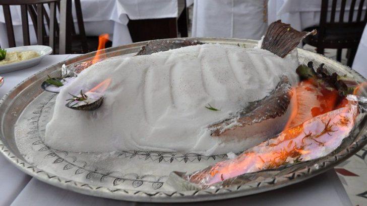 Tuzda Balık Nasıl Yapılır İşte Tarifi