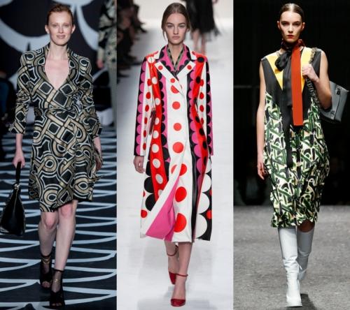 2017 Bayan Modası - vintage-desenler