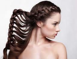 Yeni Örgü Saç Modelleri