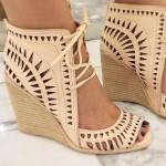 Yeni Sezon 2020 Dolgu Topuk Ayakkabı Modelleri