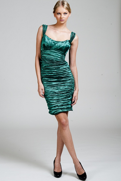 İşte En Güzel Yeşil Abiye Elbise Modelleri 2017 & 2018