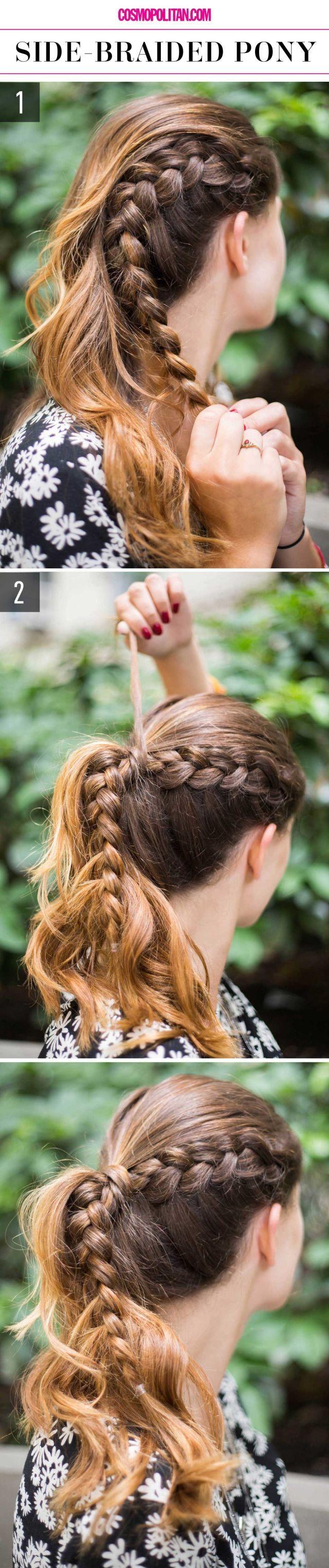 örgülü saç modelleri ve yapılışları (1)