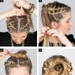 örgülü saç modelleri ve yapılışları (18)