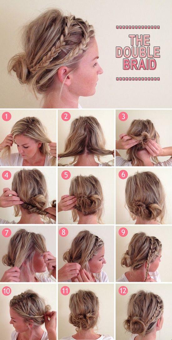 örgülü saç modelleri ve yapılışları (30)