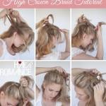 örgülü saç modelleri ve yapılışları (32)