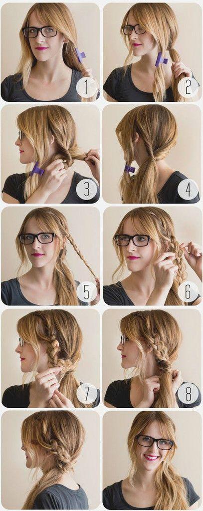 örgülü saç modelleri ve yapılışları (4)