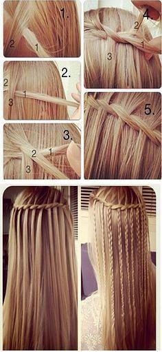 örgülü saç modelleri ve yapılışları (44)