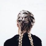 İşte Size Muhteşem örgü saç modelleri (1)
