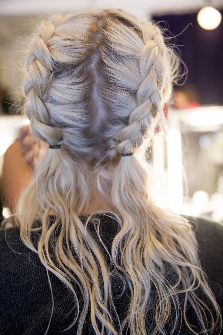 İşte Size Muhteşem örgü saç modelleri (13)