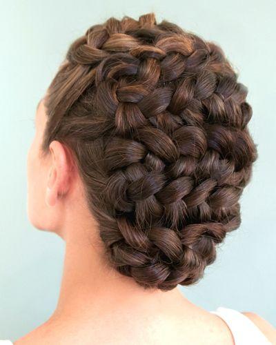 İşte Size Muhteşem örgü saç modelleri (39)