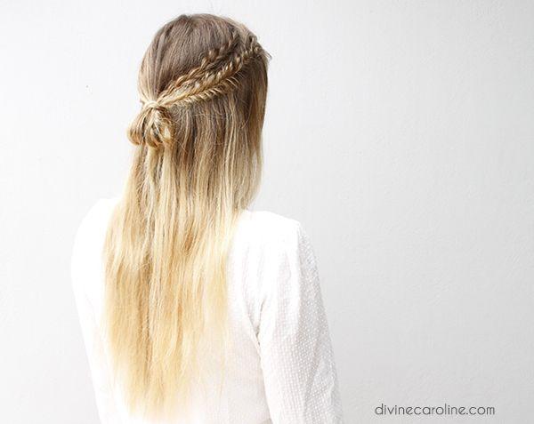 İşte Size Muhteşem örgü saç modelleri (58)