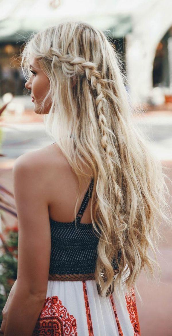 İşte Size Muhteşem örgü saç modelleri (7)