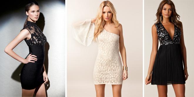775e66702533e Özel Gecelere Kısa Abiye Modelleri ve Şık Gece Elbiseleri 2019 ...