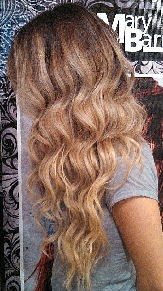 Birbirinden Güzel dalgalı saç modelleri (10)