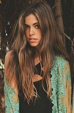 Birbirinden Güzel dalgalı saç modelleri (12)