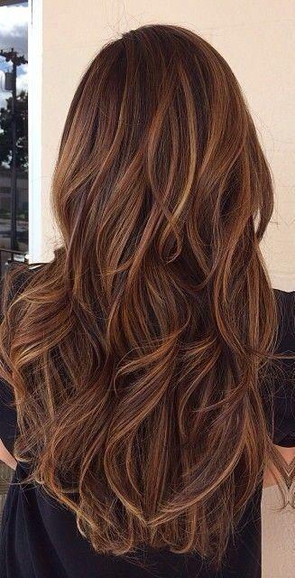 Birbirinden Güzel dalgalı saç modelleri (13)