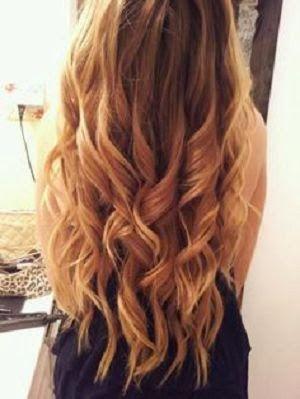 Birbirinden Güzel dalgalı saç modelleri (14)