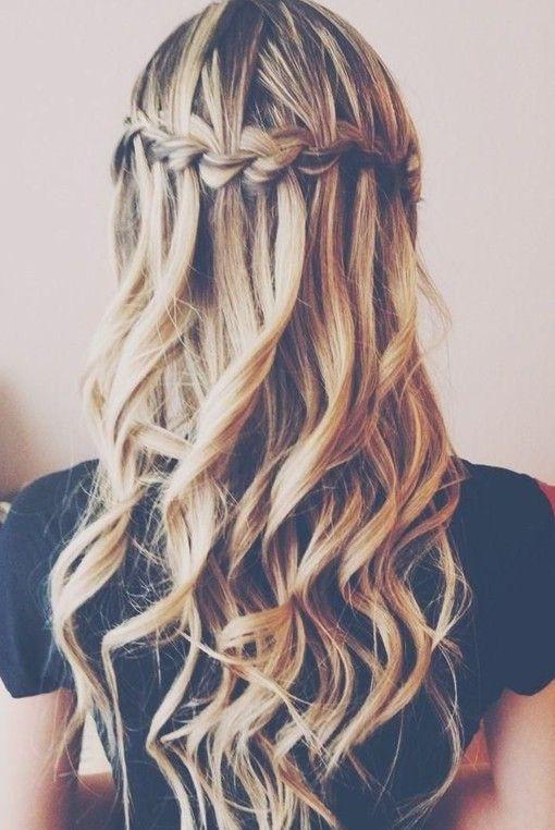 Birbirinden Güzel dalgalı saç modelleri (15)