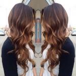 Birbirinden Güzel dalgalı saç modelleri (16)
